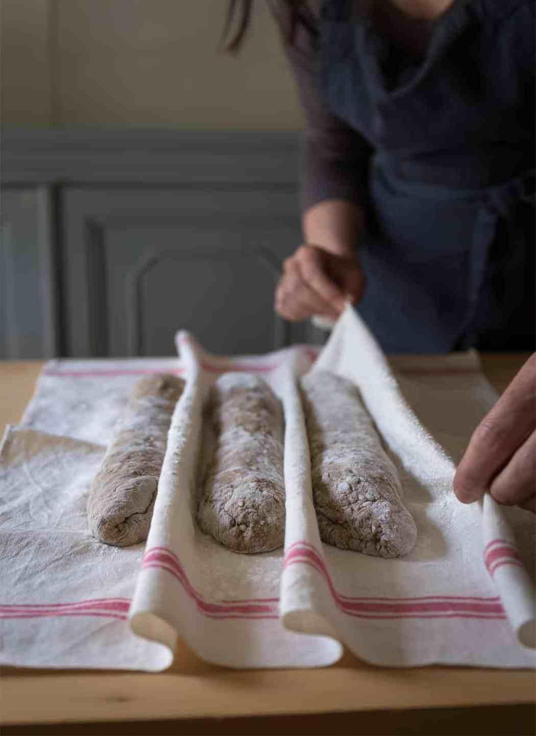 ricetta Baguette rustica