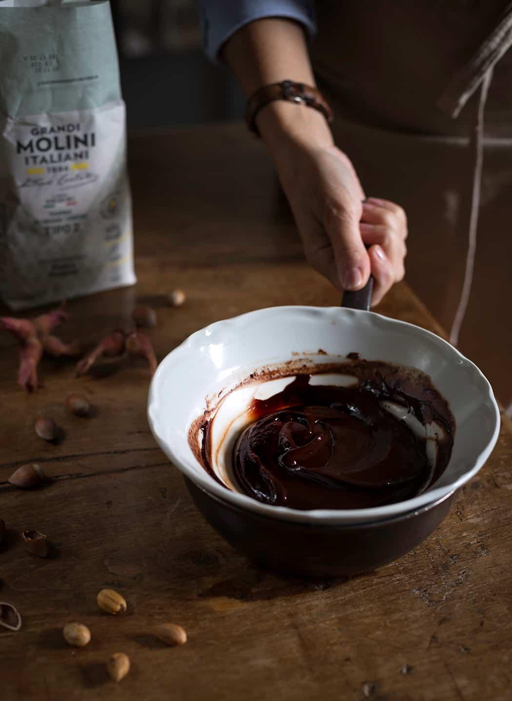 ricette crema al cioccolato per crèpes