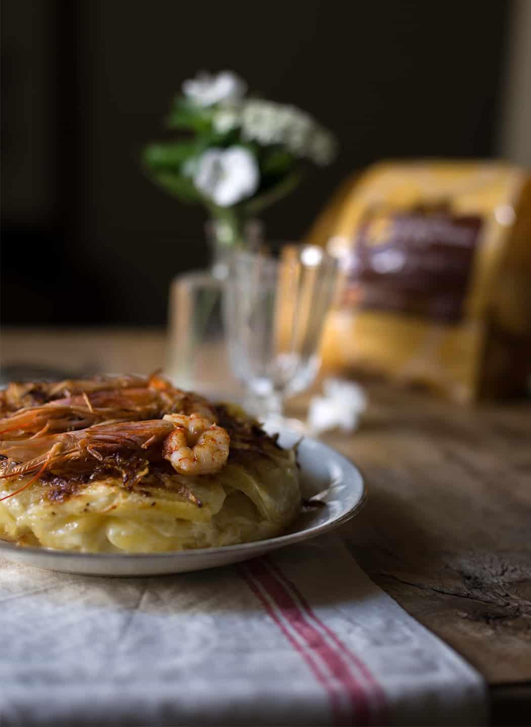 ricetta light con patata di Bologna dop
