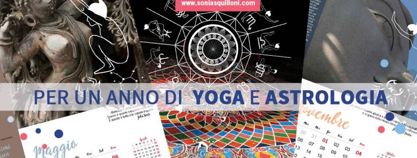 Calendario 2018 Yoga e Astrologia
