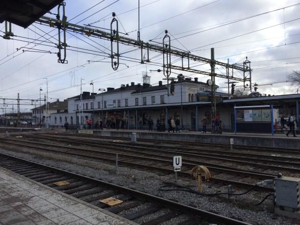 Norrköping station