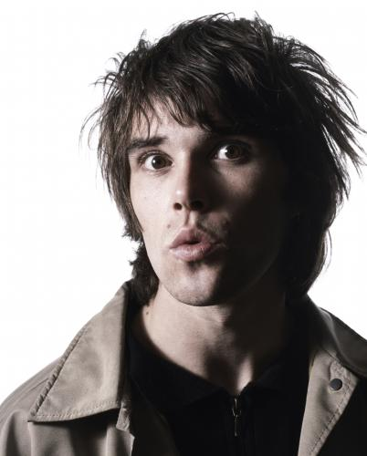 Ian Brown portrait Manchester 1988 | Sonic Editions