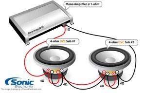Subwoofer Wiring Diagrams | Sonic Electronix
