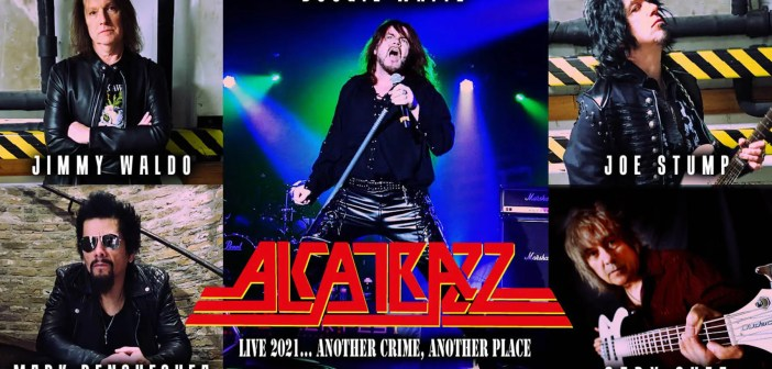 """ALCATRAZZ Line-up Fronted by DOOGIE WHITE Announces New Album """"V,"""" Listen to Second Single 'Sword of Deliverance'"""
