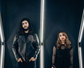 """L.A. Hard Rock Duo SATELLITE CITI Drops Acoustic Video For New Single """"Empath"""" from Upcoming Album """"Fear Tactics"""""""