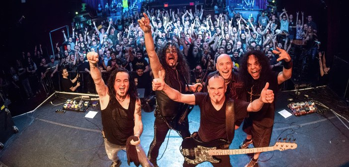 """ARMORED SAINT Reveals Live Video for """"The Truth Always Hurts"""""""