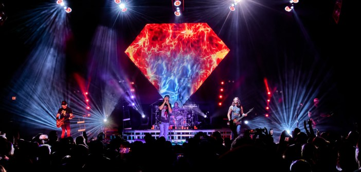 """3 DOORS DOWN and SEETHER Close """"The Better Life 20th Anniversary Tour"""" with Stellar Performance at Mizner Park Amphitheater, Boca Raton, FL (October 17th, 2021)"""