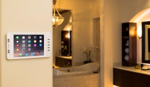 Launchport Crestron Smart Home Automation Controller Lifestyle Image