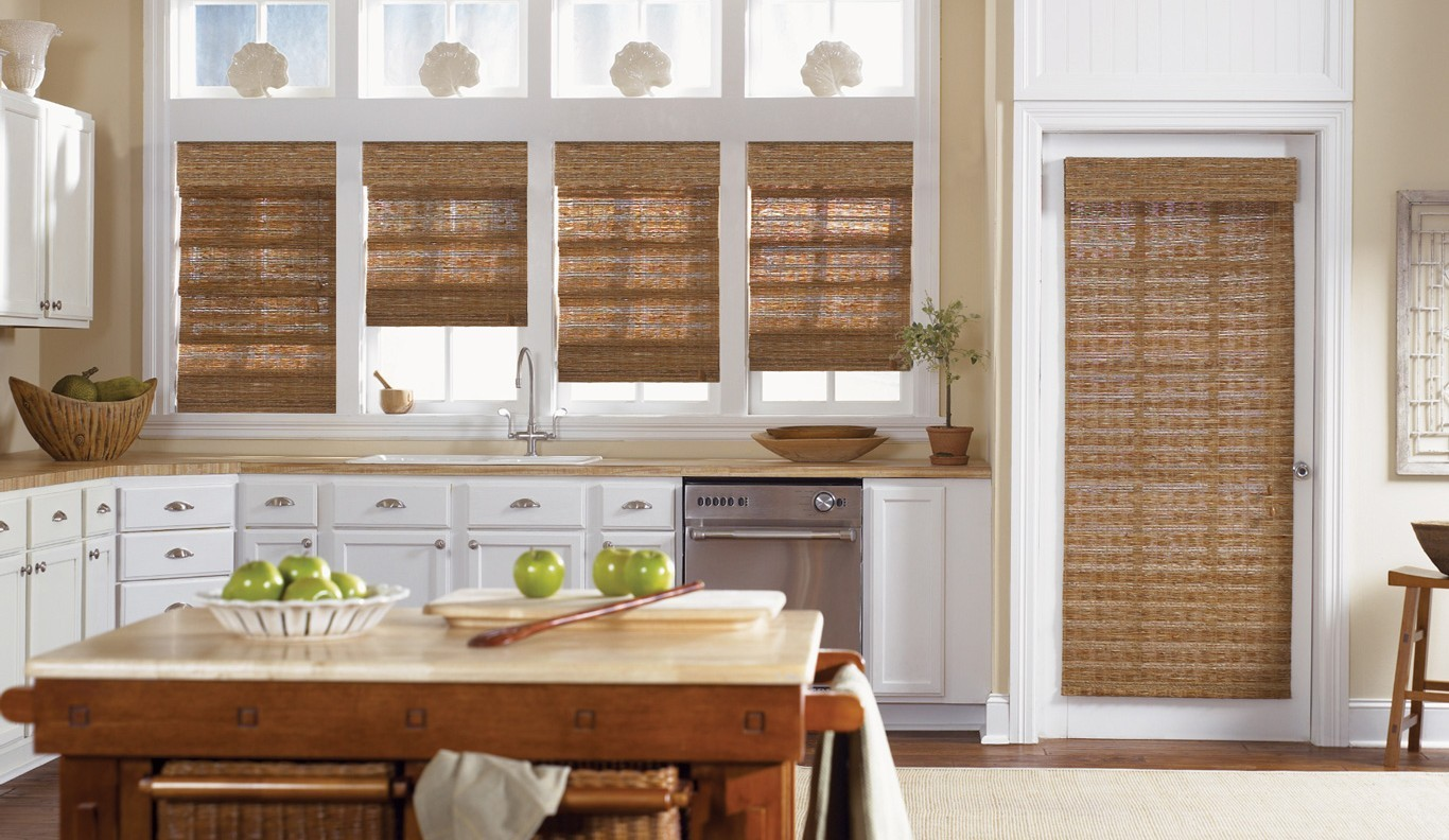 Custom Motorized Window Blinds