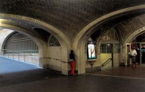 Grand central station NY whispering walls