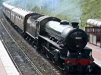 Jacobite railway