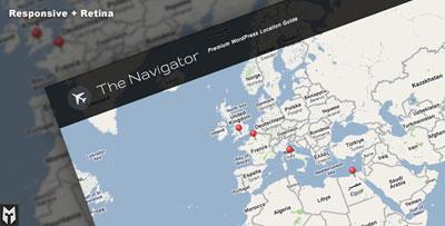 The Navigator WordPress Theme