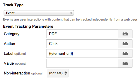 track pdf download parameters google tag manager