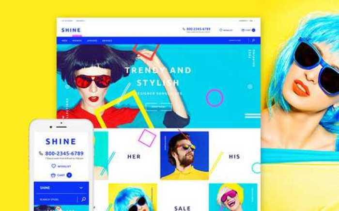 Shine Shopify Theme