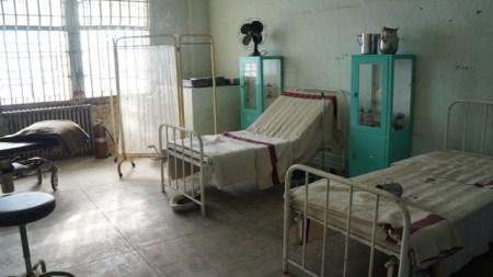 Die Krankenstation