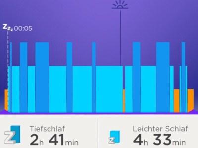 UP24 Schlaf