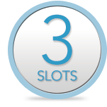 3 PCIe Slots