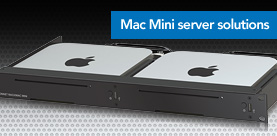 FireWire Adapters and Rackmount Solutions for Mac mini and Mac Pro
