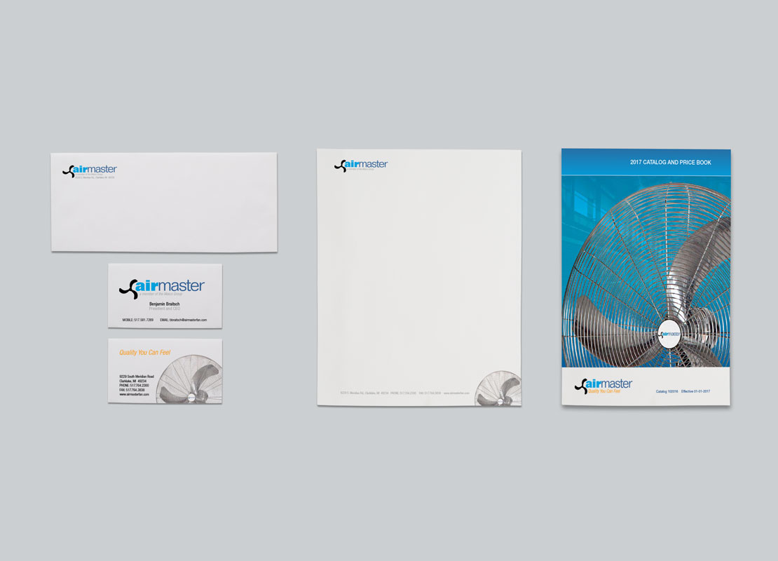 AirMaster Fan Branding - Sonnhalter