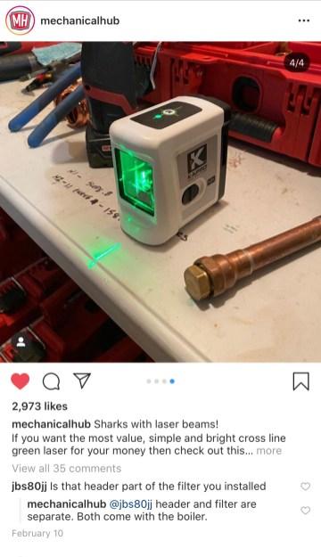 Mechanical Hub KAPRO Influencer