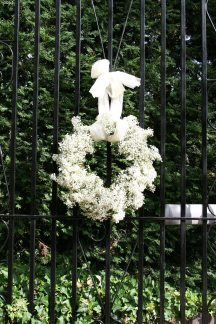 Gypsopilia wreath