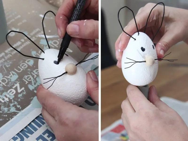 Kleine OsterbloggerEi Event: Mein DIY - Die Osterhasen sind los!