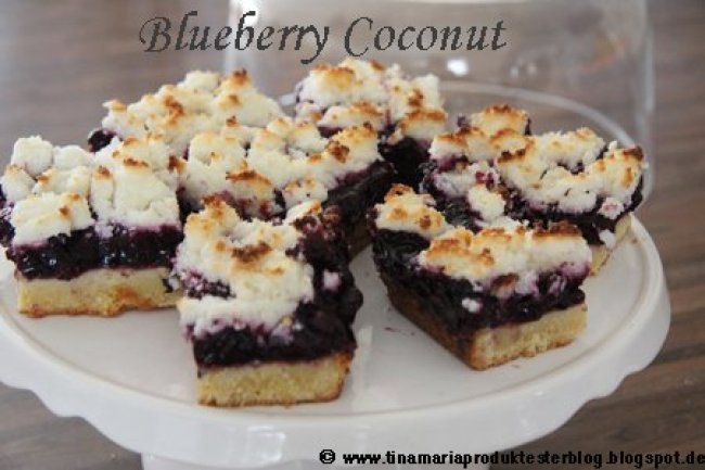 Blueberry Coconut - Rezept