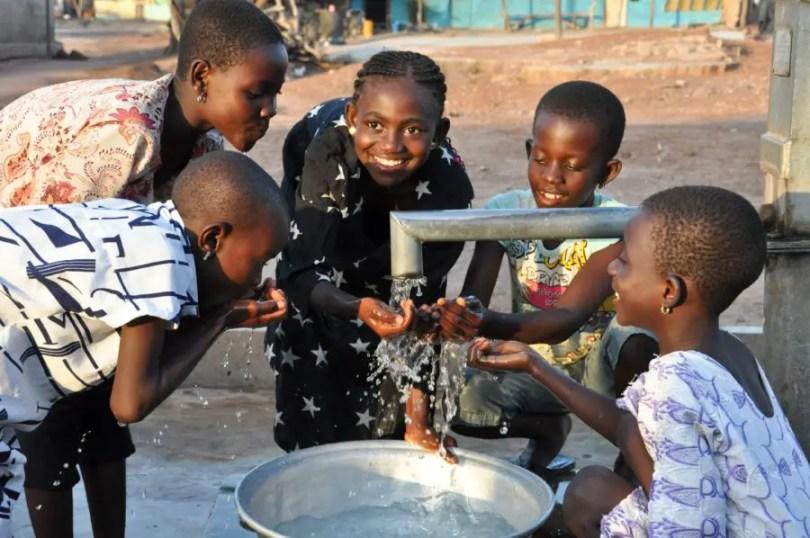 World Vision Kinderpatenschaft – Mehr Gerechtigkeit für alle Kinder auf dieser Welt