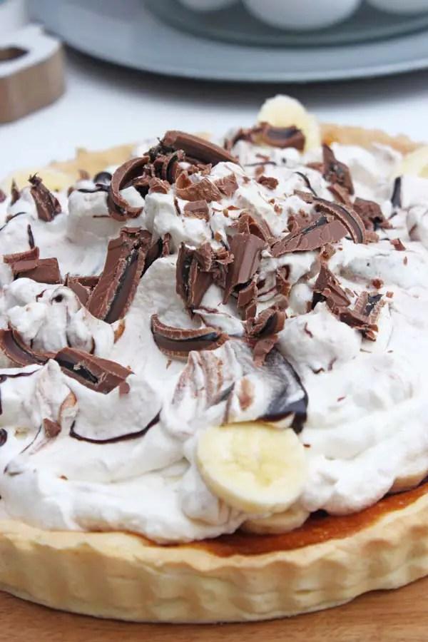 Bananen-Toffeetorte à la Jamie Oliver