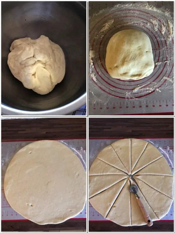 Butterhoernchen selber machen