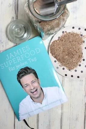 Granolapulver Rezept - Jamie Oliver Superfood