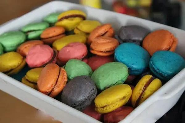 Macarons Rezept - Selber machen liegt im Trend