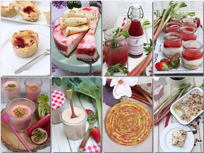 Rhabarber-Rezepte | Die Besten & Leckersten Ideen