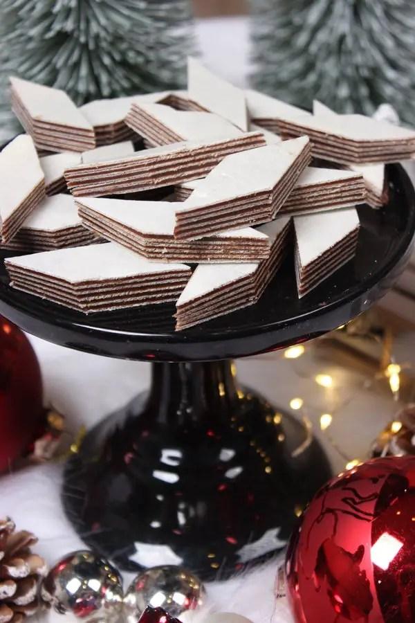 """Schokoladina zu Weihnachten oder andere sagen auch """"Heinerle"""""""