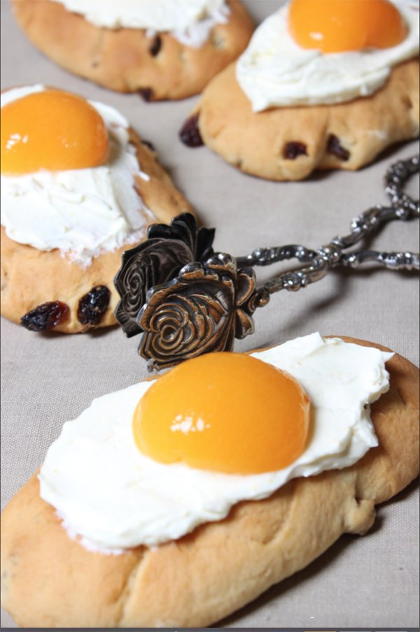 Spiegelei-Törtchen Rezept zum Osterfest