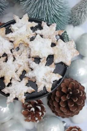 Suger Cookies - Weihnachtsplätzchen Rezept