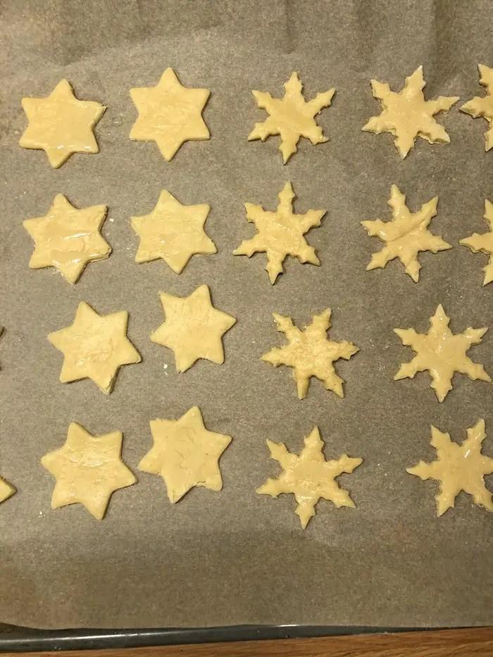 Suger Cookies - Weihnachtsplaetzchen Rezept