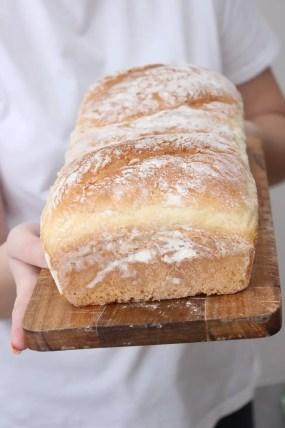 Toastbrot selber backen | Einfach & Leicht