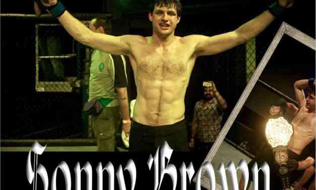 Sonny Brown MMA Highlight Reel
