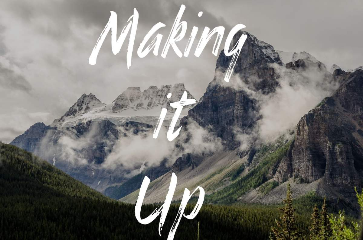 Making it Up By Wayne Brady - Notes and Summary