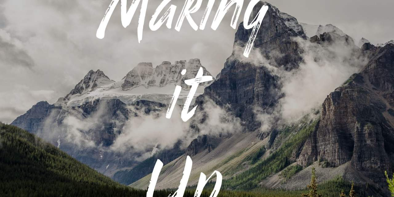 Making it Up By Wayne Brady – Notes and Summary