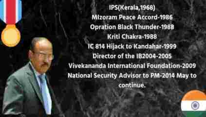 biography of ajit doval