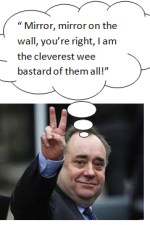 Scotland could  hold the balance of power at Westminster – the ultimate irony!