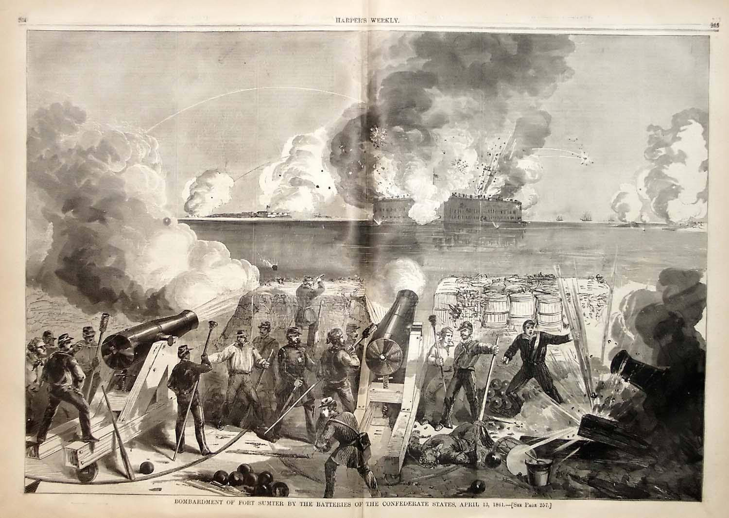 Fort Sumter Image One