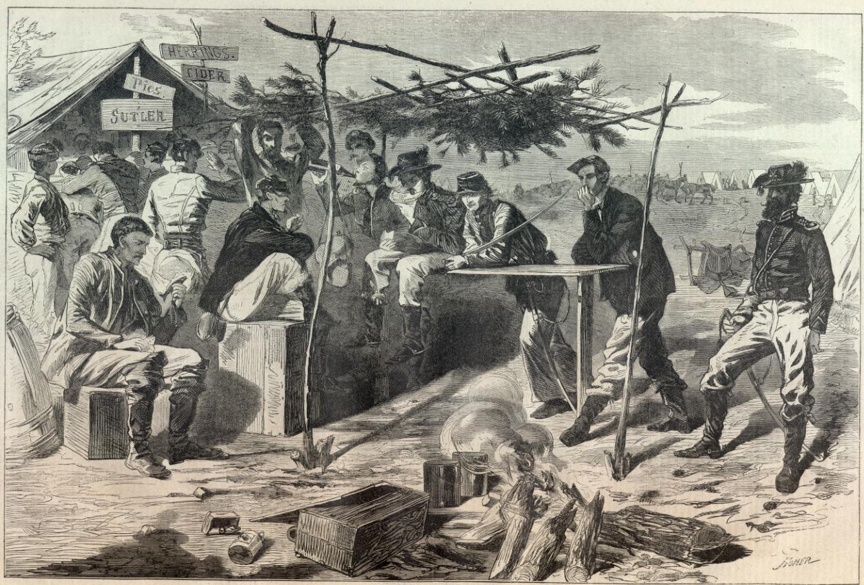 Civil War Thanksgiving