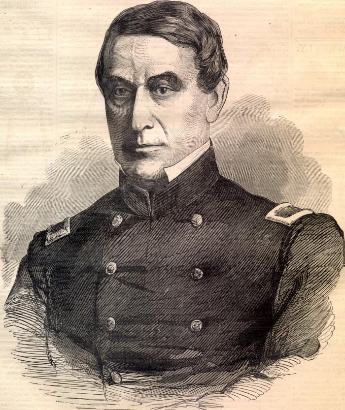 Major Anderson, Commander of Fort Sumter