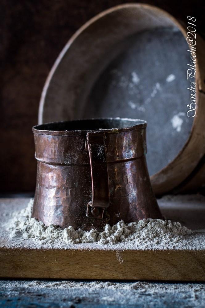 Pane alla farina di canapa -