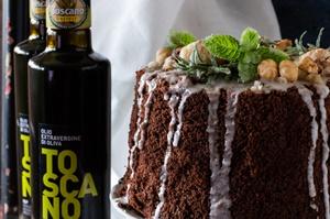 chiffon cake olio evo igp toscano