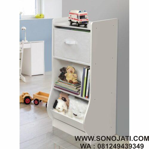 Rak Mainan Anak Loan Toy
