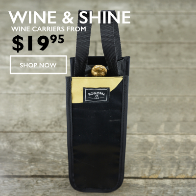 Wine & Dine - Sonoma USA  WIne Carrier